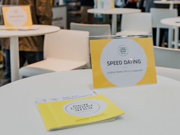 Speed Dating Vorschau